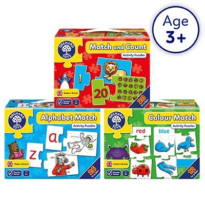 Preschool Pack 5