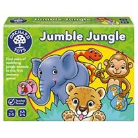 Jumble Jungle Game