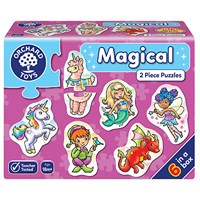 Magical Jigsaw Puzzle