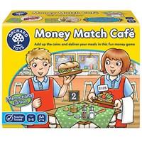 Money Match Café International Game