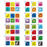 First Sounds Lotto Game Misplaced Pieces