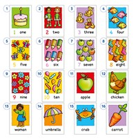 Flashcards Misplaced Pieces