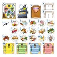 Money Match Café International Game Misplaced Pieces